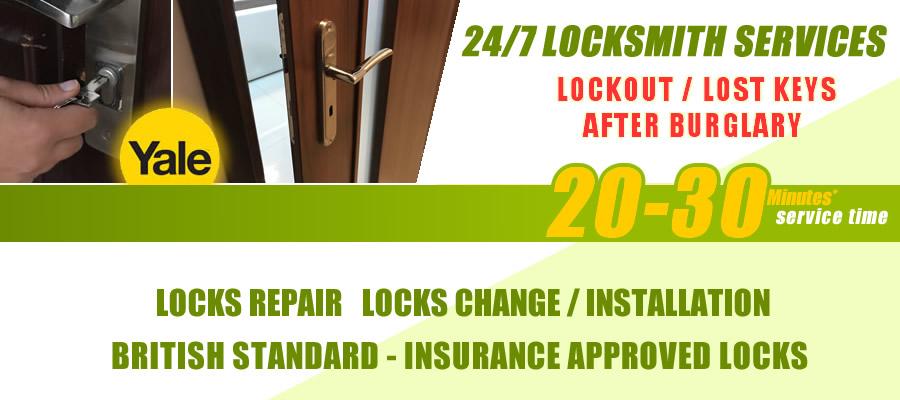 White City locksmith services